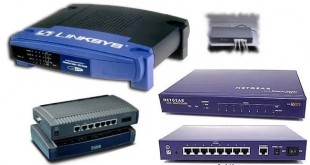 old routers