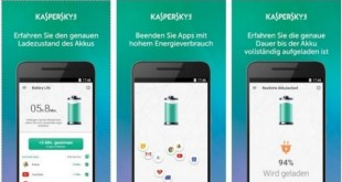 battery life app kaspersky