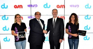 OSN du Wavo Agreement at GITEX
