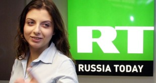 russia today editor in chief