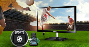 samsung Football TV