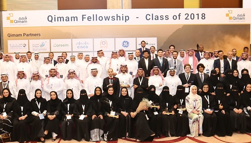 Qimam Graduation - Group Photo