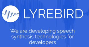 lyrebird human voice artificial intelligence