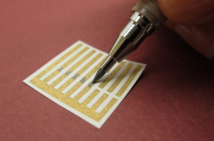 sensors from paper