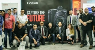 Canon EOS R Launch_Group Photo