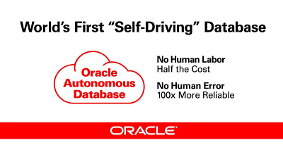 oracle new autonomous database cloud 1