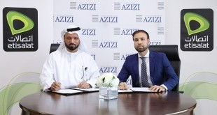 Etisalat signs MoU with Azizi Developments