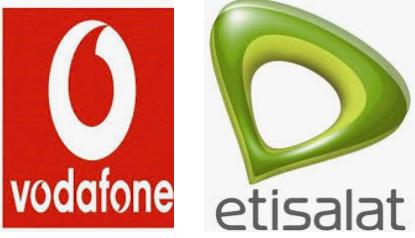 فودافون واتصالات مصر