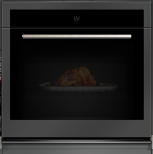 Stainless Steel_Whirlpool Connected Hub Wall Oven_WOS99EM0J
