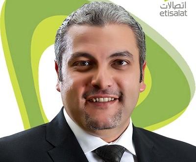 خالد الخولي، الرئيس التنفيذي لقطاع الأفراد بـشركة اتصالات