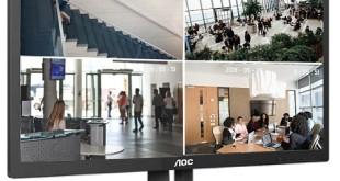 «إيه أو سي AOC» تطلقمجموعةجديدة من شاشات المراقبة