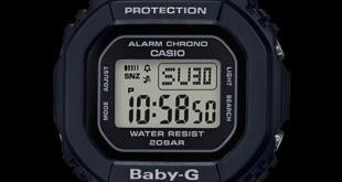 """""""كاسيو"""" تطلق أحدث طراز من ساعة """"BABY-G"""""""