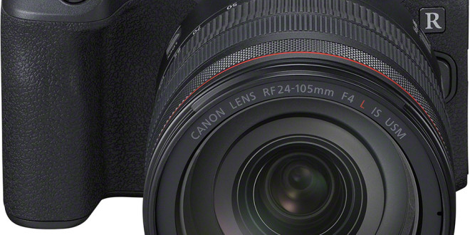EOS RP_FrontSlantDown_RF24-105mm F4 L IS USM