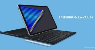 سامسونج تعزز انتاجية المستخدمين وتمنحهم تجارب غامرة مع Galaxy Tab S4