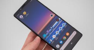 سوني Sony تطرح أول هاتف في العالم بشاشة سينمائية