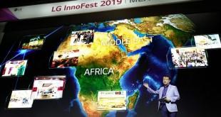 """منتجات إل جيالمنزلية المتميزةتخطف الأنظار بمعرض """"إنوفيستالشرق الأوسط وأفريقيا2019"""""""