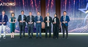 """جائزة """"نجوم ريادة الأعمال 2019"""" تحتفي بالفائزين في دبي"""