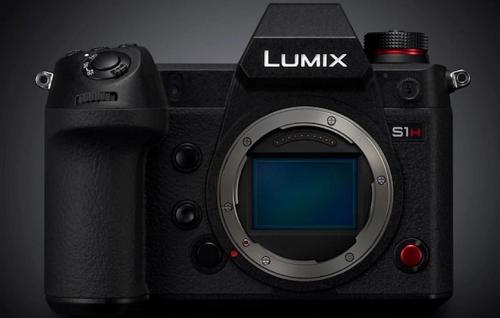 Lumix S1R - 1