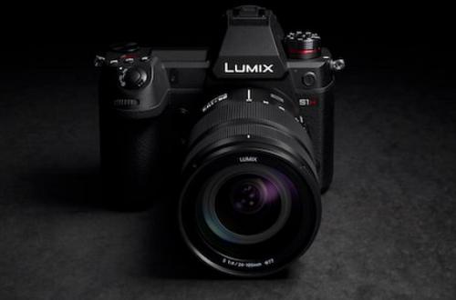 Lumix S1R - 2