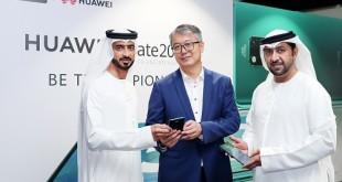 Etisalat_Huawei Mate 20 (5G) launch_pic1