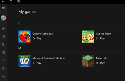 games on windows