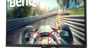 شاشة جديدة منحنية من بينكيو BenQ من أجل تجربة ألعاب أكثر إمتاعاً