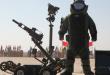 مسابقة دولية في مصر للتعرف على الألغام والمتفجرات بالروبوتات