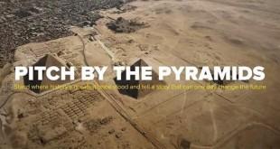 """رايز أب تطلق مسابقتها الإقليمية متعددة المراحل """"Pitch by the Pyramids"""""""