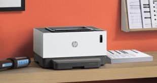 اتش بي HP تطرح أول طابعة ليزر في العالم بدون خرطوشة في السعودية