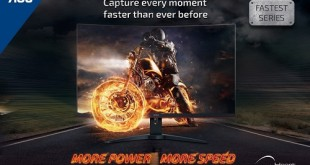 «إيه أو سي AOC» تطرح سلسلة Fastest Series من شاشات الكمبيوتر
