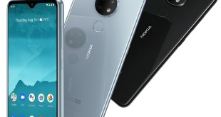 نوكيا تطرح 5 هواتف منها هاتفان ذكيان Nokia 7.2 و Nokia 6.2