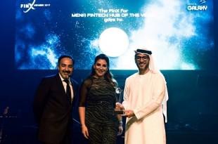 DIFC Receives FinX FinTech Hub of the Year Award