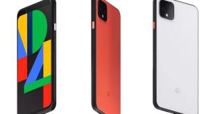 جوجل تكشف عن هاتفي بيكسل 4 مزودين برادار وحاسوب محمول أرخص