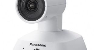 باناسونيك تطلق كاميرا مراقبة متحرّكة بدقة 4K وعدسة تصوير بزاوية عريضة