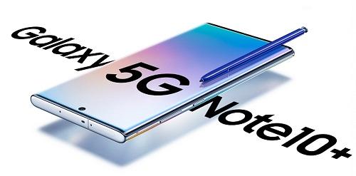 Samsung Galaxy-note10+ 5G