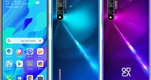 هواوي تستعد لإطلاق Nova 5T أحدث هواتف سلسلة Nova العالمية في السوق المصري
