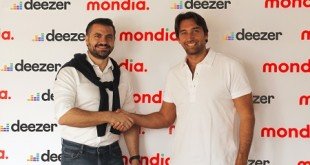 Tarek Mounir (Deezer) and Simon Rahmann (Mondia)