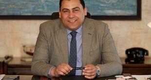 المهندس عادل حامد، العضو المنتدب والرئيس التنفيذي للمصرية للاتصالات