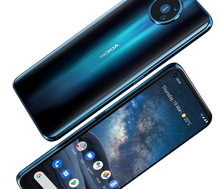 5G (Nokia 8.3 5G)