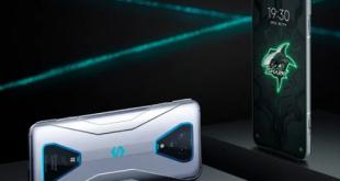 """""""بلاك شارك"""" تكشف عن أوّل هاتف ذكي للألعاب بتقنيّة الجيل الخامس في العالم"""
