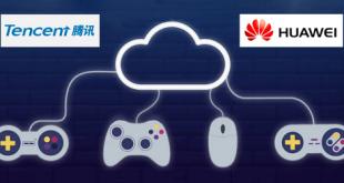 هواوي وتنسنت Tencent تتعاونان لإطلاق منصة لألعاب الكمبيوتر عبر الحوسبة السحابية