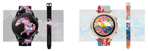 MagicWatch 2 Floral Horse 3