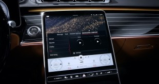 S-Class تعتمد برامج ENERGIZING Comfort  لخفض مستويات الضوضاء داخل السيارة