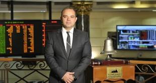 صورة لرئيس البورصة