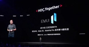 Huawei Developer Conference 01