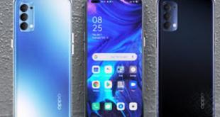 OPPO تطلق سلسلة هواتف Reno4 في مصر