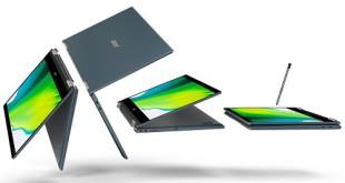 آيسر تعلن عن طرح جهاز Spin 7 الجديد مع معالج Qualcomm Snapdragon 8cx Gen 2 5G Compute Platform