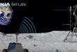 """""""نوكيا"""" تطور أول شبكة اتصالات محمولة على القمر لحساب """"ناسا"""""""