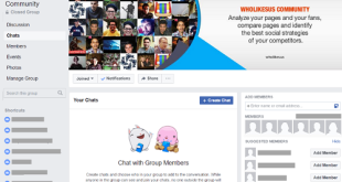 facebook chat groups