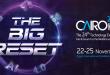 انطلاق الدورة الرابعة والعشرين لمعرض القاهرة الدولي للتكنولوجيا Cairo ICT تحت شعار The Big Reset